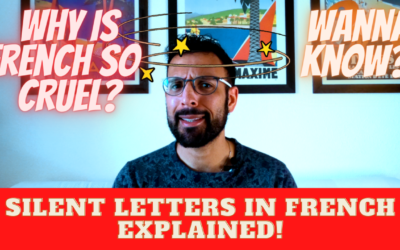 Fun facts – Why are there silent letters in French?
