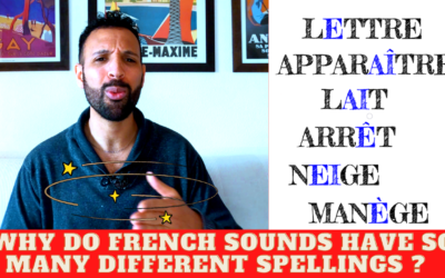 Fun facts – Why is French spelling so complex?